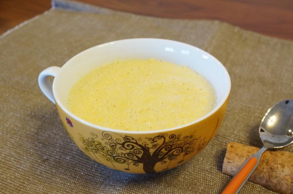 北海道コーンポタージュスープのレシピ