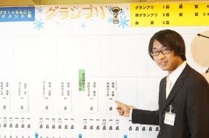 米-1グランプリ受賞クロちゃん農場ゆめぴりか
